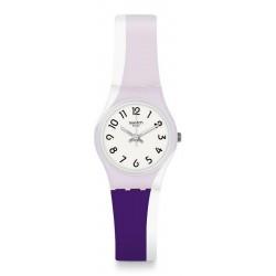 Reloj Swatch Mujer Lady Purpletwist LW169