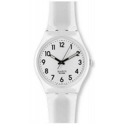 Comprar Reloj Swatch Unisex Gent Just White GW151