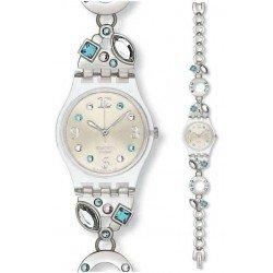 Reloj Swatch Mujer Lady Menthol Tone LK292G