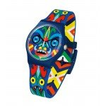 Comprar Reloj Swatch Mika Unisex New Gent Kukulakuku SUOZ171