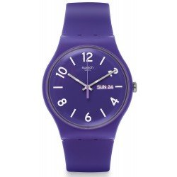 Comprar Reloj Swatch Unisex New Gent Backup Purple SUOV703
