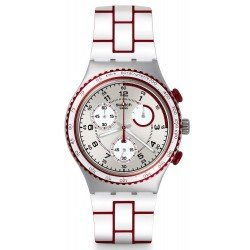 Reloj Swatch Unisex Irony Chrono Speed Counter YCS1012