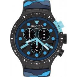 Comprar Reloj Swatch Big Bold Chrono Escapeocean SB02B408