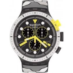 Comprar Reloj Swatch Big Bold Chrono Escapeartic SB02M400
