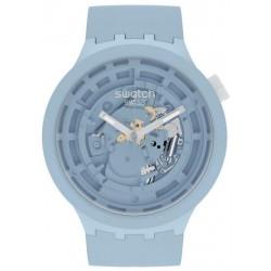 Reloj Swatch Big Bold C-Blue SB03N100