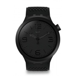 Reloj Swatch Hombre Big Bold BBBlack SO27B100