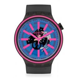 Reloj Swatch Big Bold Blue Taste SO27B111