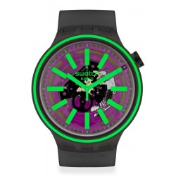 Reloj Swatch Big Bold Pink Taste SO27B113