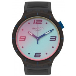 Reloj Swatch Big Bold Futuristic Grey SO27B121