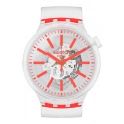 Reloj Swatch Big Bold Orangeinjelly SO27E102