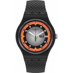 Reloj Swatch Hombre New Gent Gray Blend SO29B701