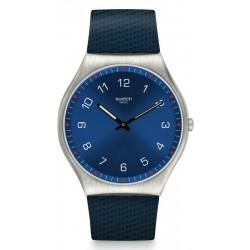 Reloj Swatch Hombre Skin Irony Skinnavy SS07S102