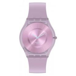 Reloj Swatch Mujer Skin Classic Sweet Pink SS08V100