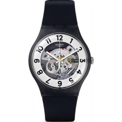 Reloj Swatch Unisex New Gent Skeletor SUOB134