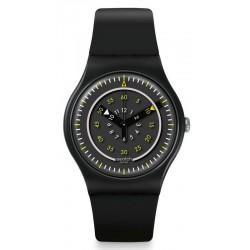 Reloj Swatch Unisex New Gent Più Nero SUOB157