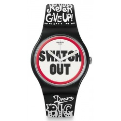 Reloj Swatch Unisex New Gent Swatch Out SUOB160