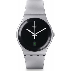 Reloj Swatch Unisex New Gent Be Charged SUOB401