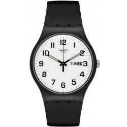 Reloj Swatch Unisex New Gent Twice Again SUOB705