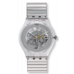 Reloj Swatch Unisex New Gent Cleared Up S SUOK105FB