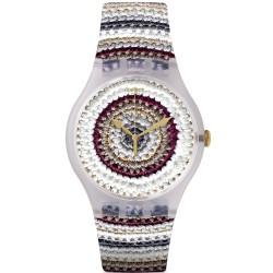 Reloj Swatch Unisex New Gent Tricotime SUOK114