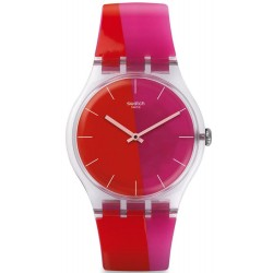 Reloj Swatch Mujer New Gent Lampoonia SUOK117