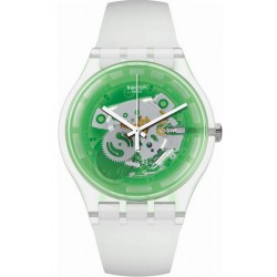 Reloj Swatch Unisex New Gent Greenmazing SUOK131