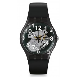 Comprar Reloj Swatch Unisex New Gent Black Board SUOK135