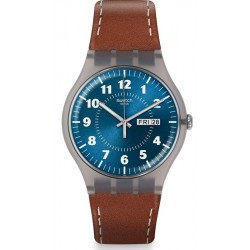 Comprar Reloj Swatch Hombre New Gent Vent Brulant SUOK709