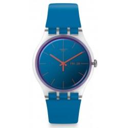 Reloj Swatch Mujer New Gent Polablue SUOK711
