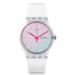 Reloj Swatch Mujer New Gent Polawhite SUOK713