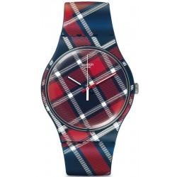 Reloj Swatch Unisex New Gent Color-Kilt SUON109