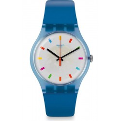 Reloj Swatch Unisex New Gent Color Square SUON125