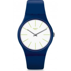 Reloj Swatch Unisex New Gent Bluesounds SUON127
