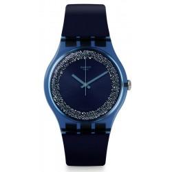 Reloj Swatch Mujer New Gent Blusparkles SUON134