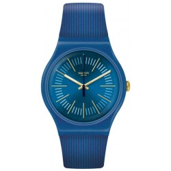 Reloj Swatch Unisex New Gent Cyderalblue SUON143