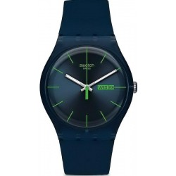 Comprar Reloj Swatch Unisex New Gent Blue Rebel SUON700