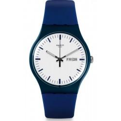 Reloj Swatch Unisex New Gent Bellablu SUON709