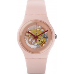 Reloj Swatch Mujer New Gent Shades Of Rose SUOP107