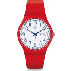 Reloj Swatch Unisex New Gent Red Me Up SUOR707