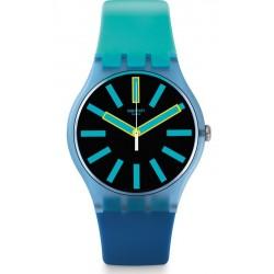 Reloj Swatch Unisex New Gent Flashwheel SUOS105