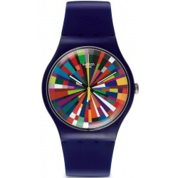 Reloj Swatch Unisex New Gent Color Explosion SUOV101