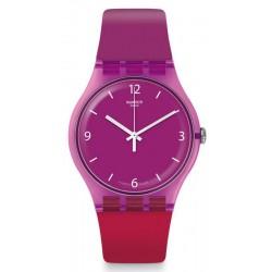 Reloj Swatch Mujer New Gent Cherryberry SUOV104