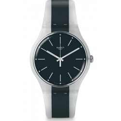 Reloj Swatch Unisex New Gent Greyline SUOW142