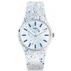 Reloj Swatch Mujer New Gent Fuzzy Logic SUOW160