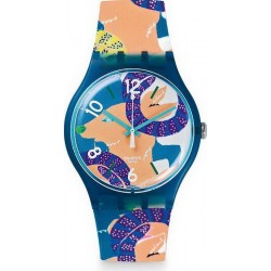 Comprar Reloj Swatch Unisex New Gent The Goat's Keeper SUOZ189