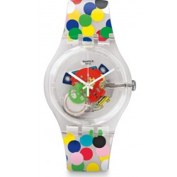 Reloj Swatch Mujer New Gent Spot The Dot SUOZ213