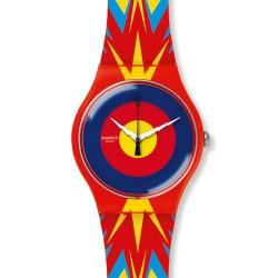 Reloj Swatch Jovanotti Unisex New Gent Jova Time SUOZ220