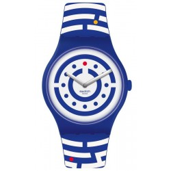 Reloj Swatch Club Unisex New Gent Follow The Dots SUOZ279