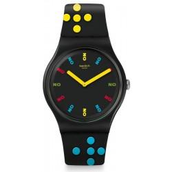Reloj Swatch 007 Dr No 1962 SUOZ302