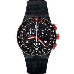 Reloj Swatch Hombre Chrono Plastic Stand Hall SUSB411